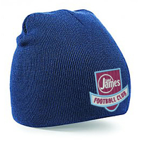 Pull-On Beanie Hat